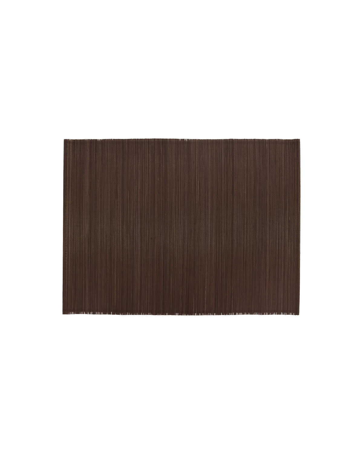 Placemat, Bamb, Brown, Pack of 4 pcs