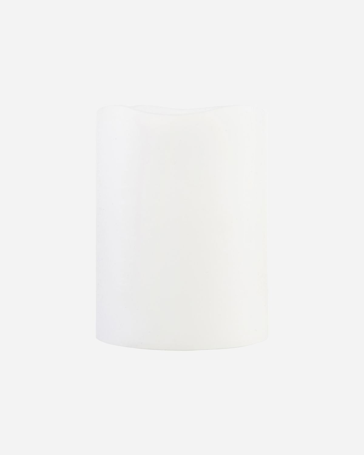 Candle, LED, White, W. timer/5 hours, (Battery AA)