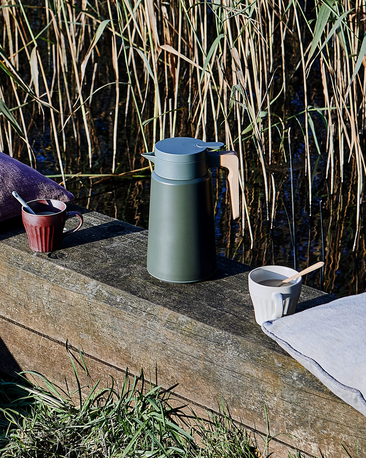 Thermos, Cole, Green, 1.8 L