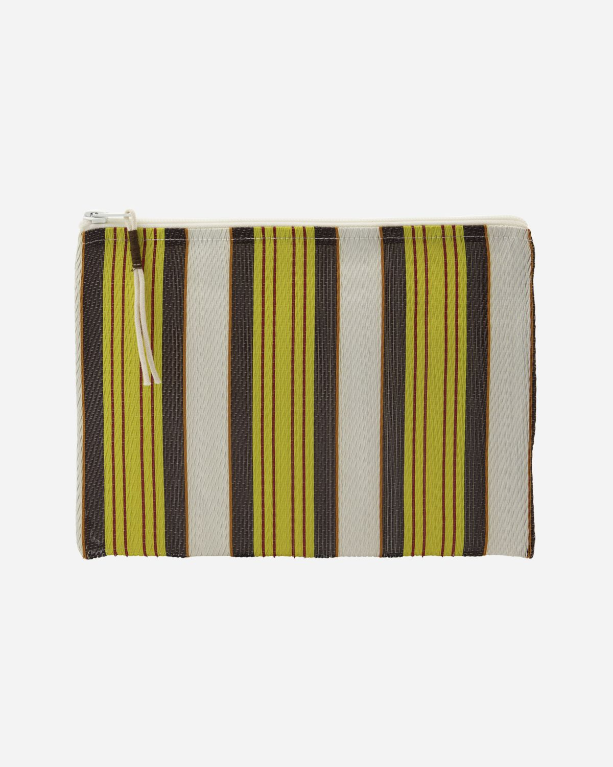 Pouch, Recy, Yellow/Brown, Colour may vary